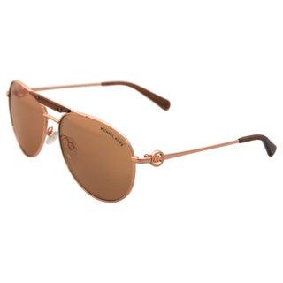Michael Kors MK5001 Zanzibar - Rose Gold - 58-14-135 mm Sunglasses