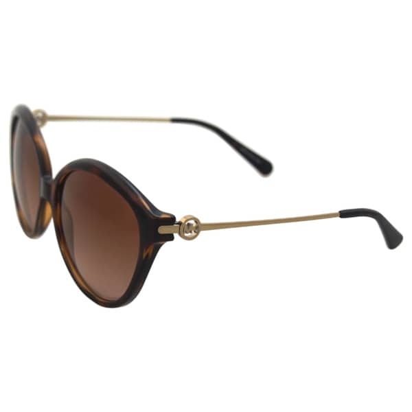 Michael Kors MK6005 Mykonos - Dark Tortoise - 58-16-140 mm Sunglasses