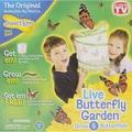Live Butterfly Garden Kit