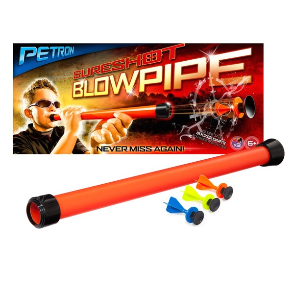 Petron Sureshot Blowpipe