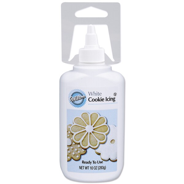 Cookie Icing 10ozWhite