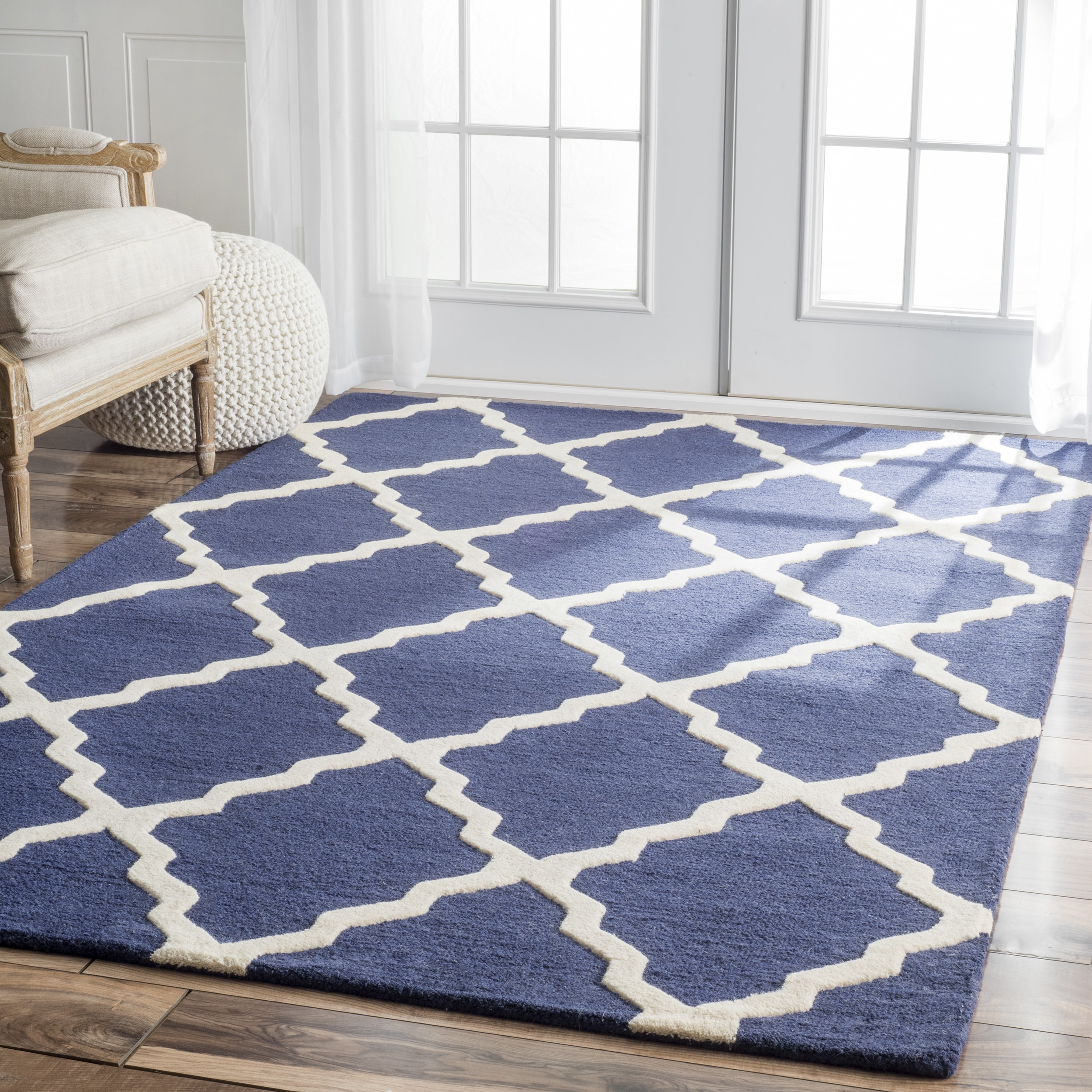 unique improvement lela hand june inspirational overstock rug wool nuloom made home photos rugs medallion pictures vintage of blue marrakech overdyed