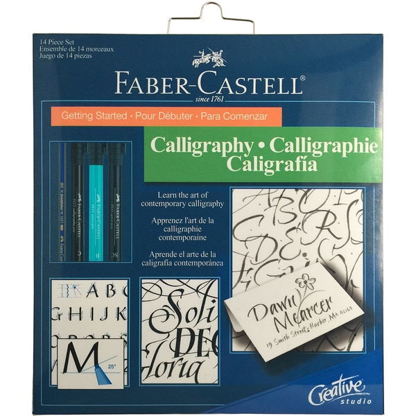 Getting Started Calligraphy Kit