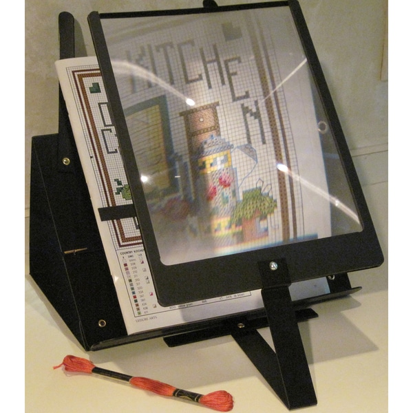 Propit Handsfree Page Magnifier Amp Stand 17633989