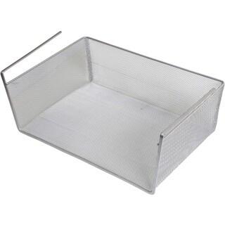 YBM Under-the-Shelf Mesh Storage Basket