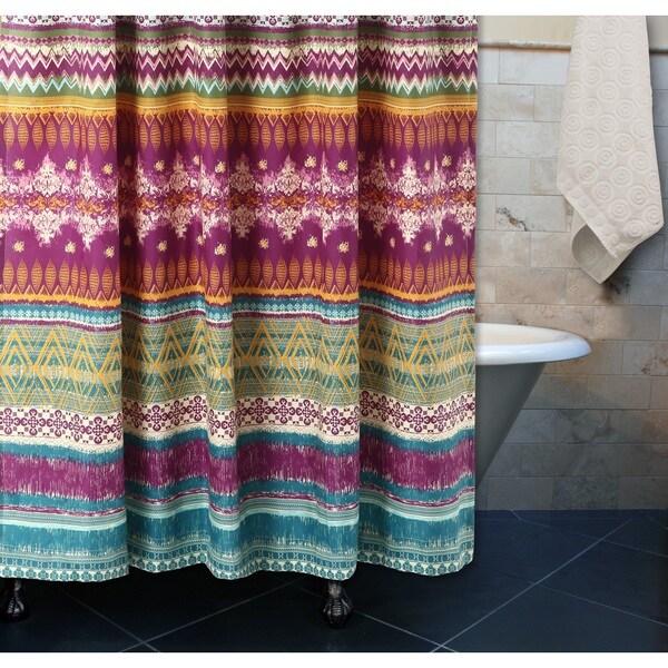 72-inch Southwest Shower Curtain