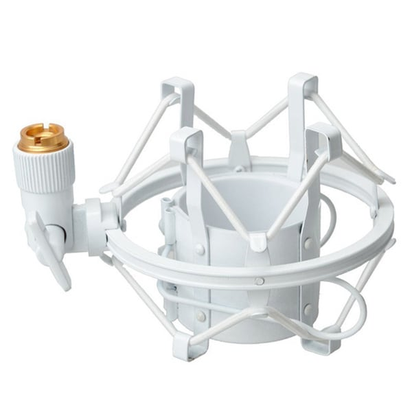 Dragonpad Spider White Microphone Shock Mount
