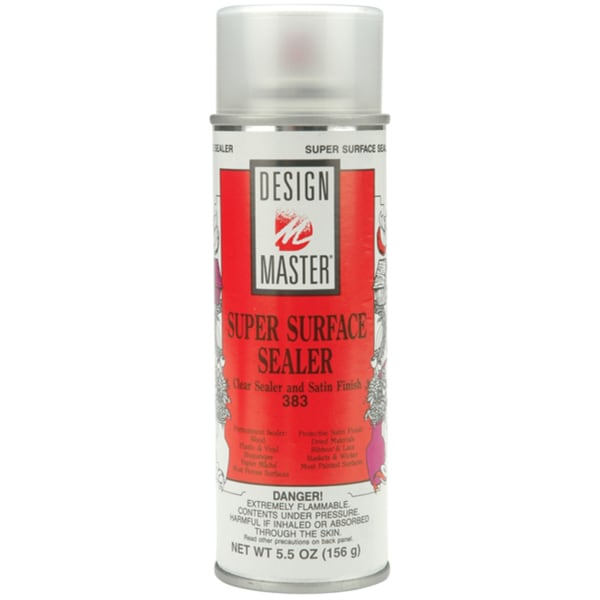 Surface Treatment Aerosol Spray 5.5ozSuper Surface Sealer