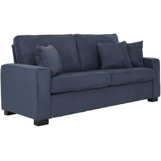 Better Living Mona Sofa in Blue Twill
