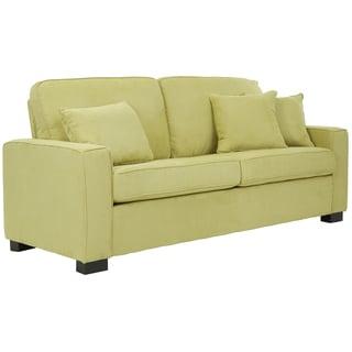 Better Living Mona Sofa in Green Twill