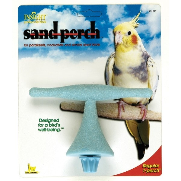 JW Pet Insight T-shaped Sand Perch