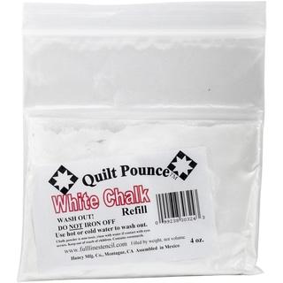 Quilt Pounce Chalk Refill 4oz White