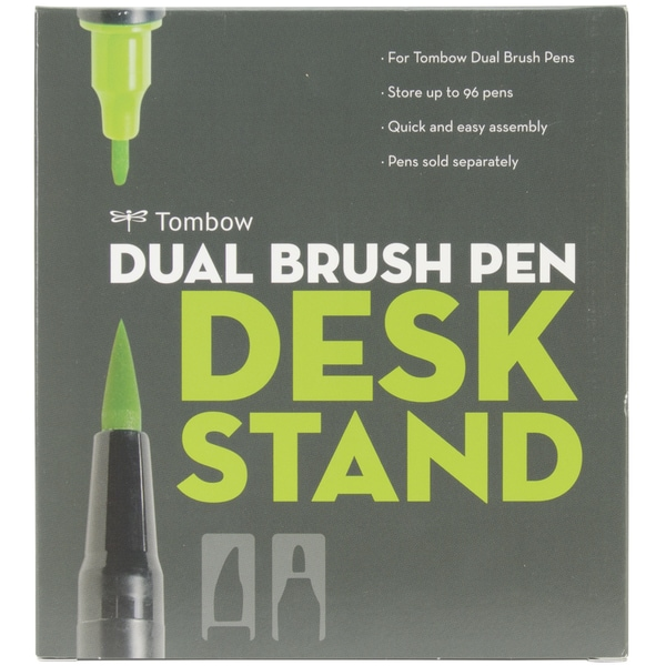 Tombow Dual Brush Marker Desk Stand EmptyHolds 96