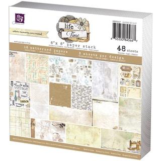 Prima Marketing Paper Pad 6inX6in 48/PkgLifetime