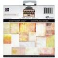 Prima Marketing Paper Pad 6inX6in 48/PkgSunrise Sunset