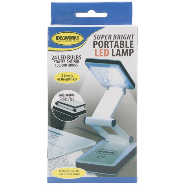 Super Bright Portable LED LampWhite