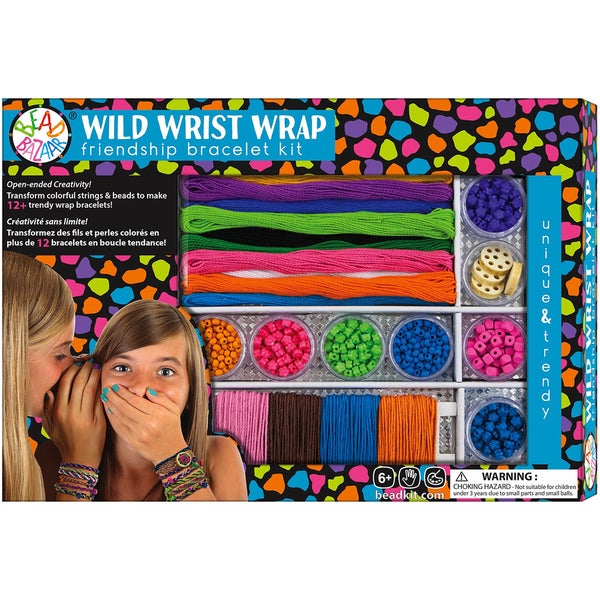 Wild Wrist Wrap Friendship Bracelet Kit