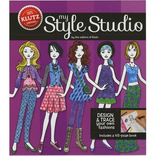My Style Studio Book Kit