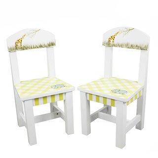 Fantasy Fields Alphabet Chairs (Set of 2)