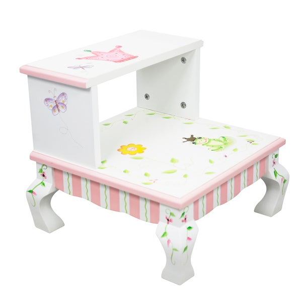 Fantasy Fields Princess and Frog Step Stool 16229179