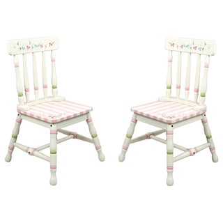 Fantasy Fields Bouquet Chairs (Set of 2)