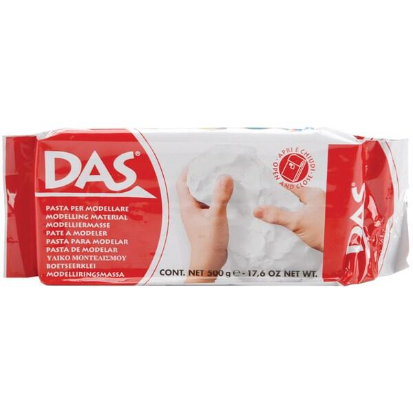 DAS AirDry Clay 17.6ozWhite