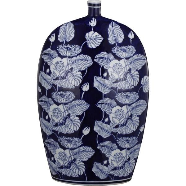 Kathy Ireland Home 17-inch Ceramic Vase