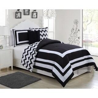 Madeline Reversible Comforter Set