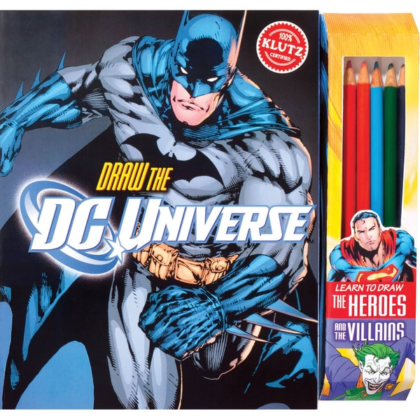 DC Universe Book Kit