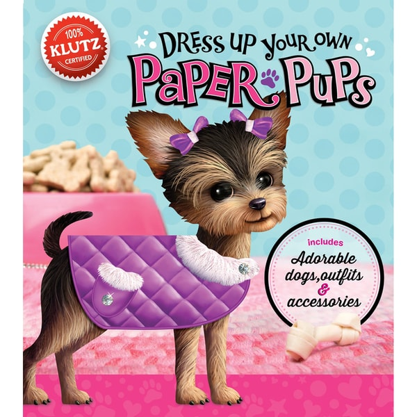 Paper Pups Book Kit