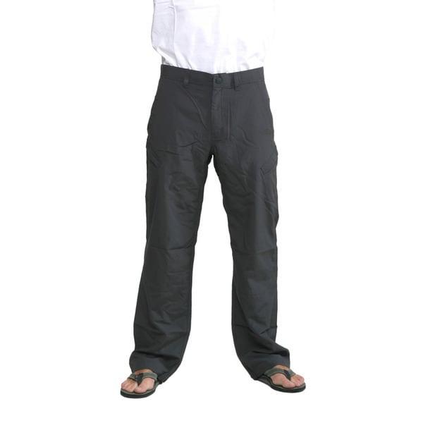 The North Face Men's Asphalt Grey Horizon Cargo Pants (Regular)