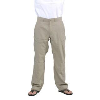 The North Face Men's Dune Beige Horizon Cargo Pants (Regular)