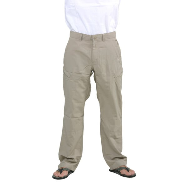The North Face Men's Dune Beige Horizon Cargo Pants (Regular)