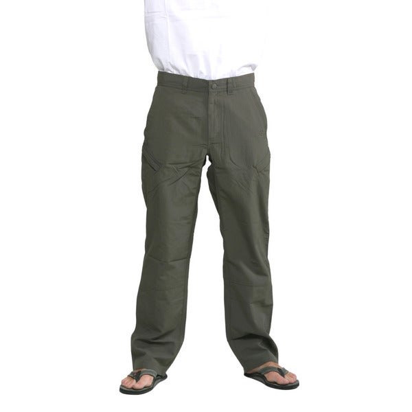 The North Face Men's New Taupe Green Horizon Cargo Pants (Regular)