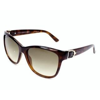 Gucci GG 3680/S Brown Gradient Lenses Tortoise Frame Sunglasses