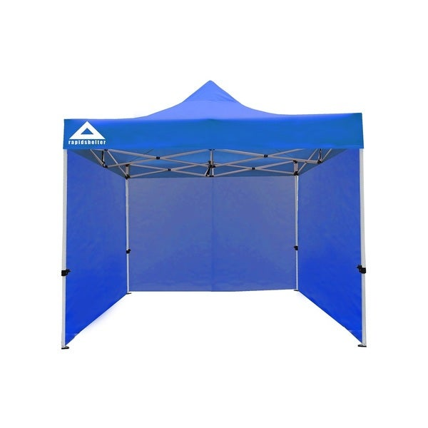 Caddis Rapid Shelter Sidewall 10x10 Royal Blue