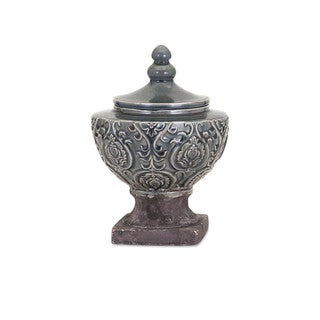 Elliott Small Ceramic Urn