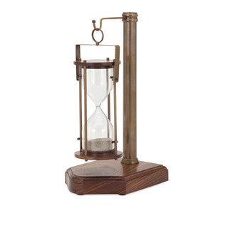 Beth Kushnick Sand Timer with Stand