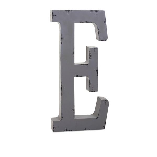 Ella Elaine Oversized Metal Letter E