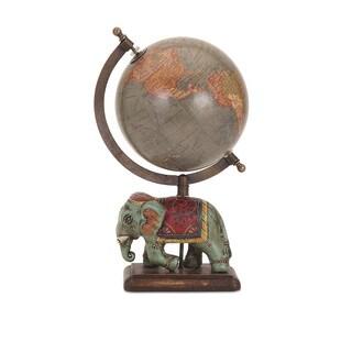 Dara Large Elephant Globe