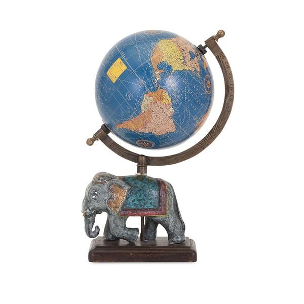 Dara Small Elephant Globe