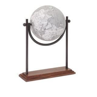 Beth Kushnick Globe w/ Wooden Stand