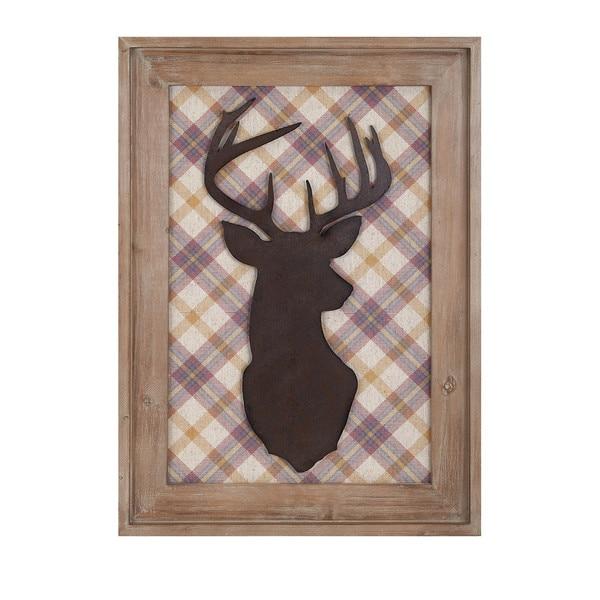 Aspen Deer Wall Decor