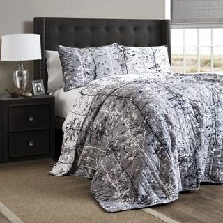 Lush Decor Forest 3-piece Quilt Set