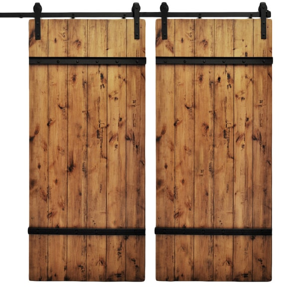 dogberry drawbridge 82 inch double barn 17638237