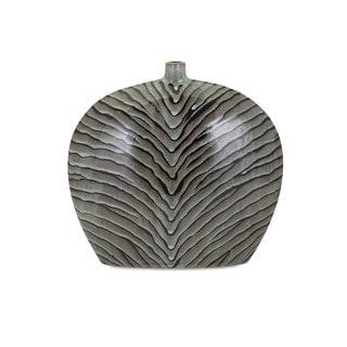 Inka Short Ceramic Vase