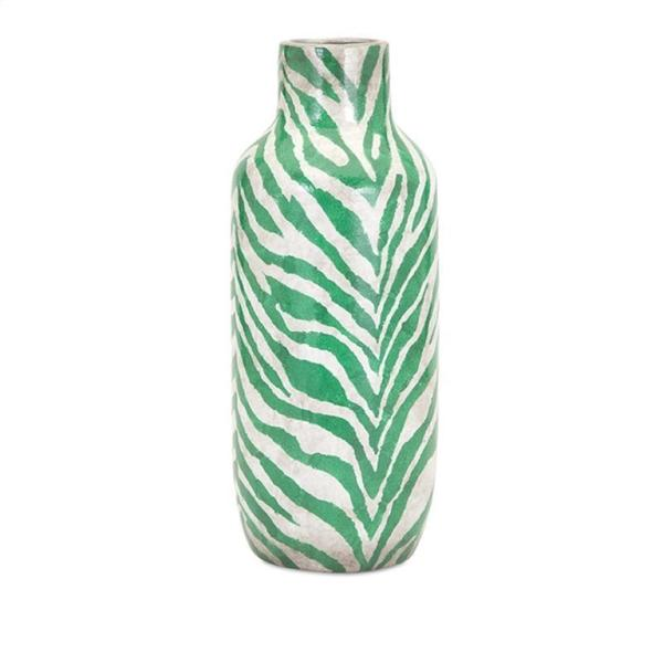 Emerald Safari Tall Vase