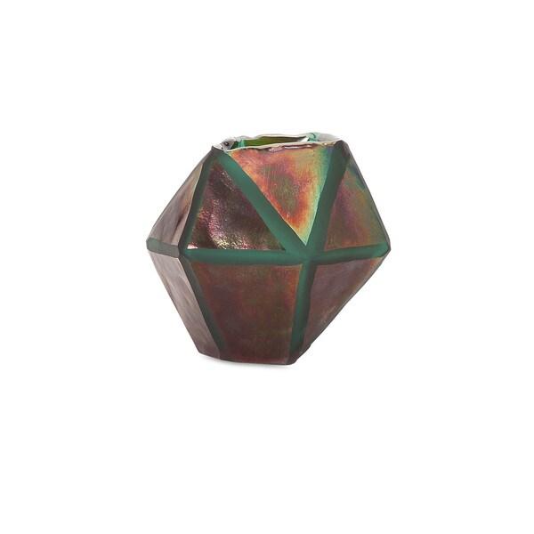 Lukensia Green Small Vase