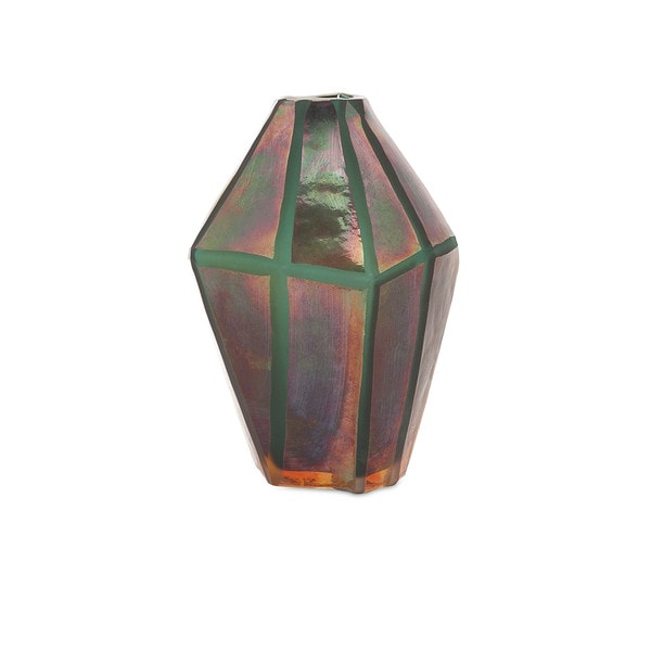 Lukensia Green Large Vase
