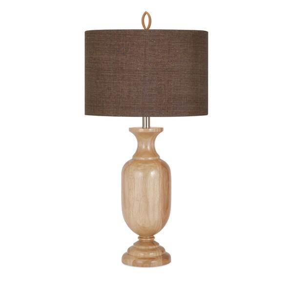 Tatum Wood Lamp
